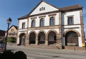 Mairie de VALFF